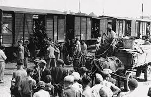 Deportation of ALL Crimean Tartars, May 1944