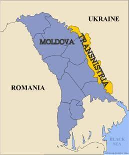 Moldova, Transnistria
