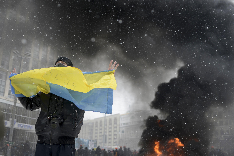 Is Ukraine divided?