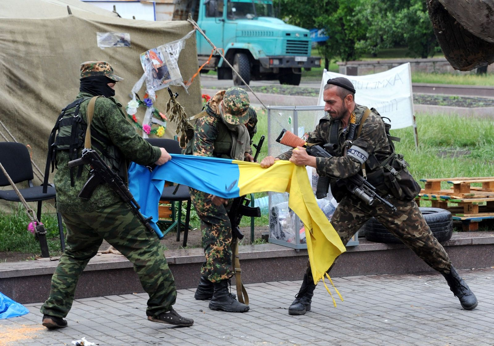 An Unauthenticated Document Planning the Retreat of Russian Special Forces from East Ukraine