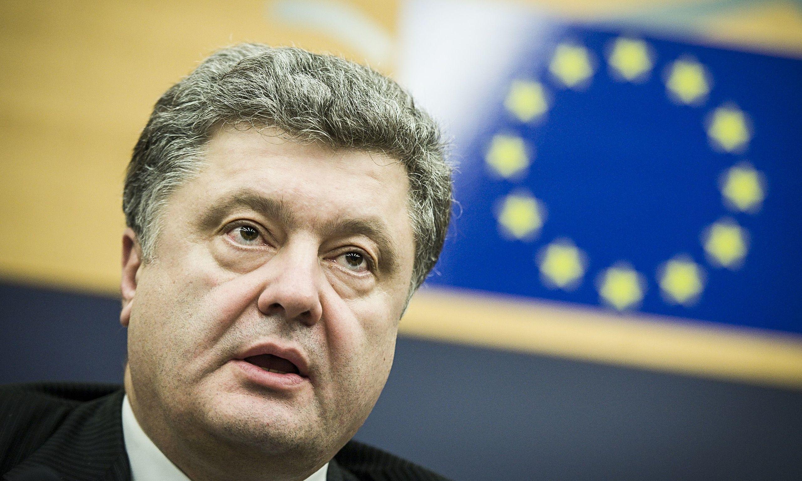 Poroshenko Elected Ukraine President,  Putin Dodges Promise To 'Respect' Results