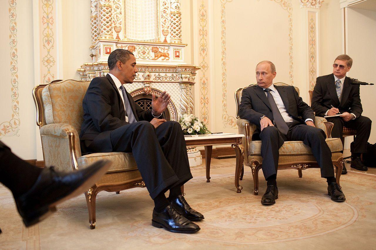 Times Report Casts Shame on Obama's Handling of Ukraine Crisis