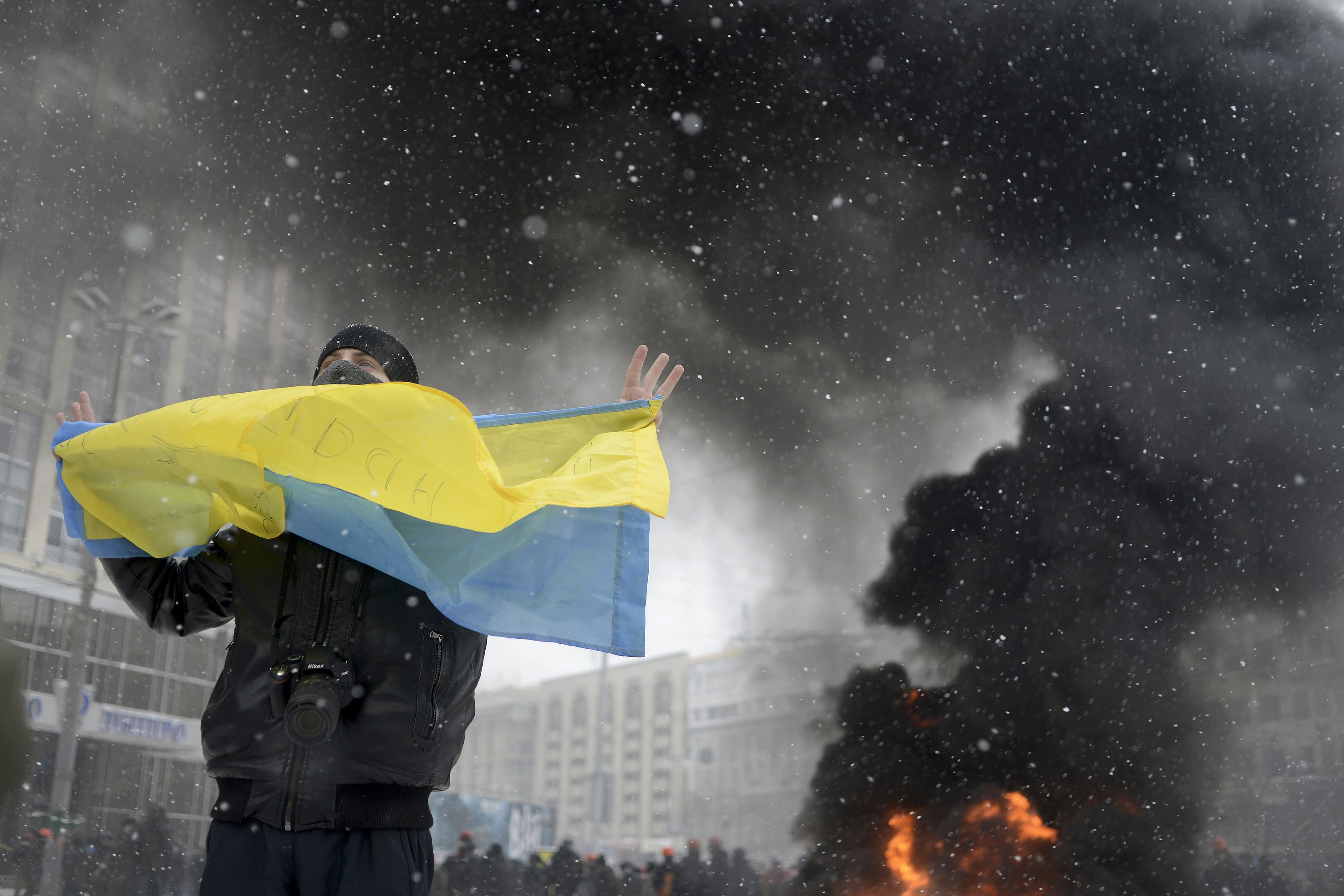 A Perspective on the Current Situation in Ukraine