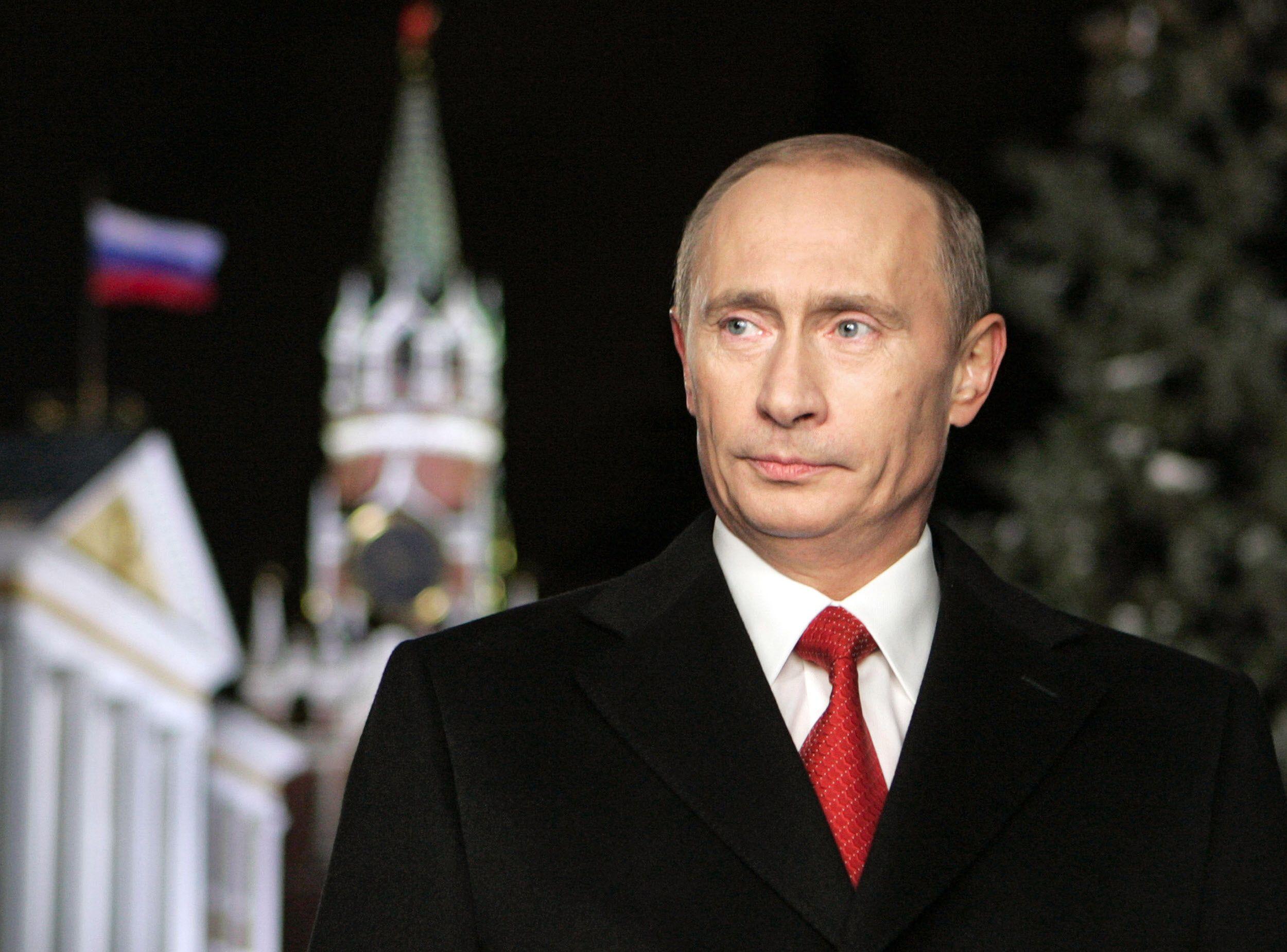 Putin's Endgame