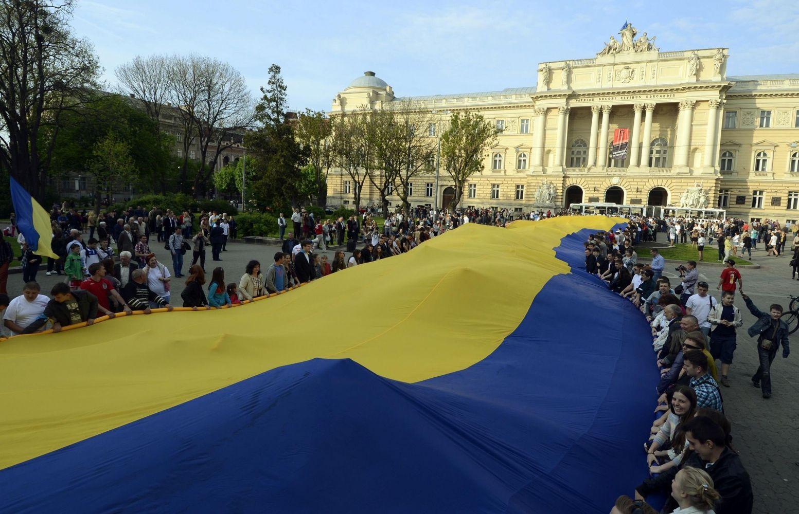 Ukraine: External and Internal Challenges