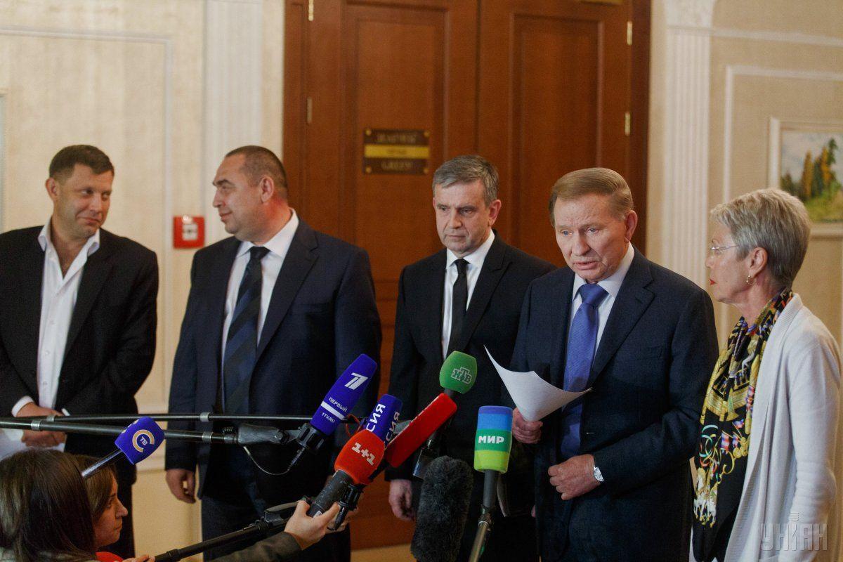 От Минска до Милана: хроника мирных переговоров