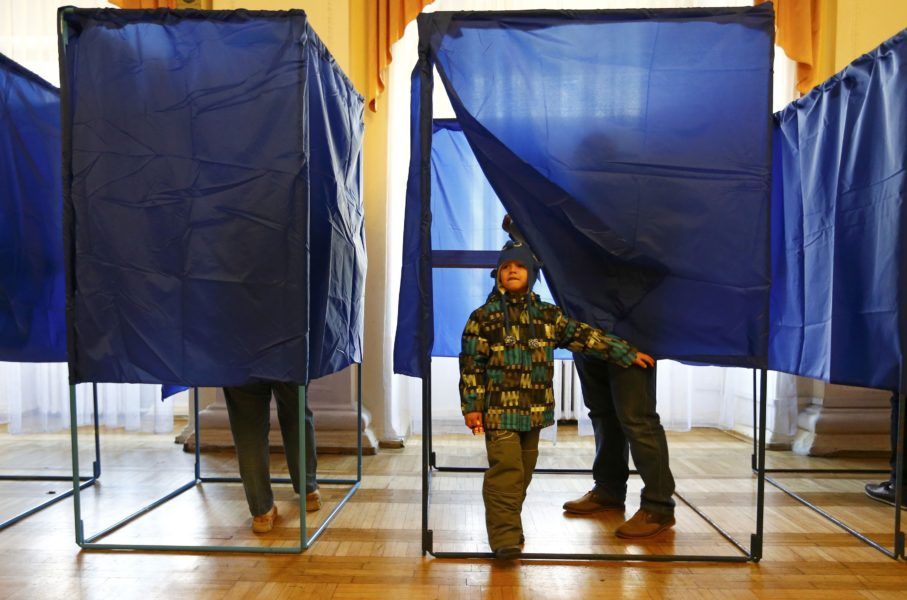 Election fraud in 2014 Parliamentary Elections
