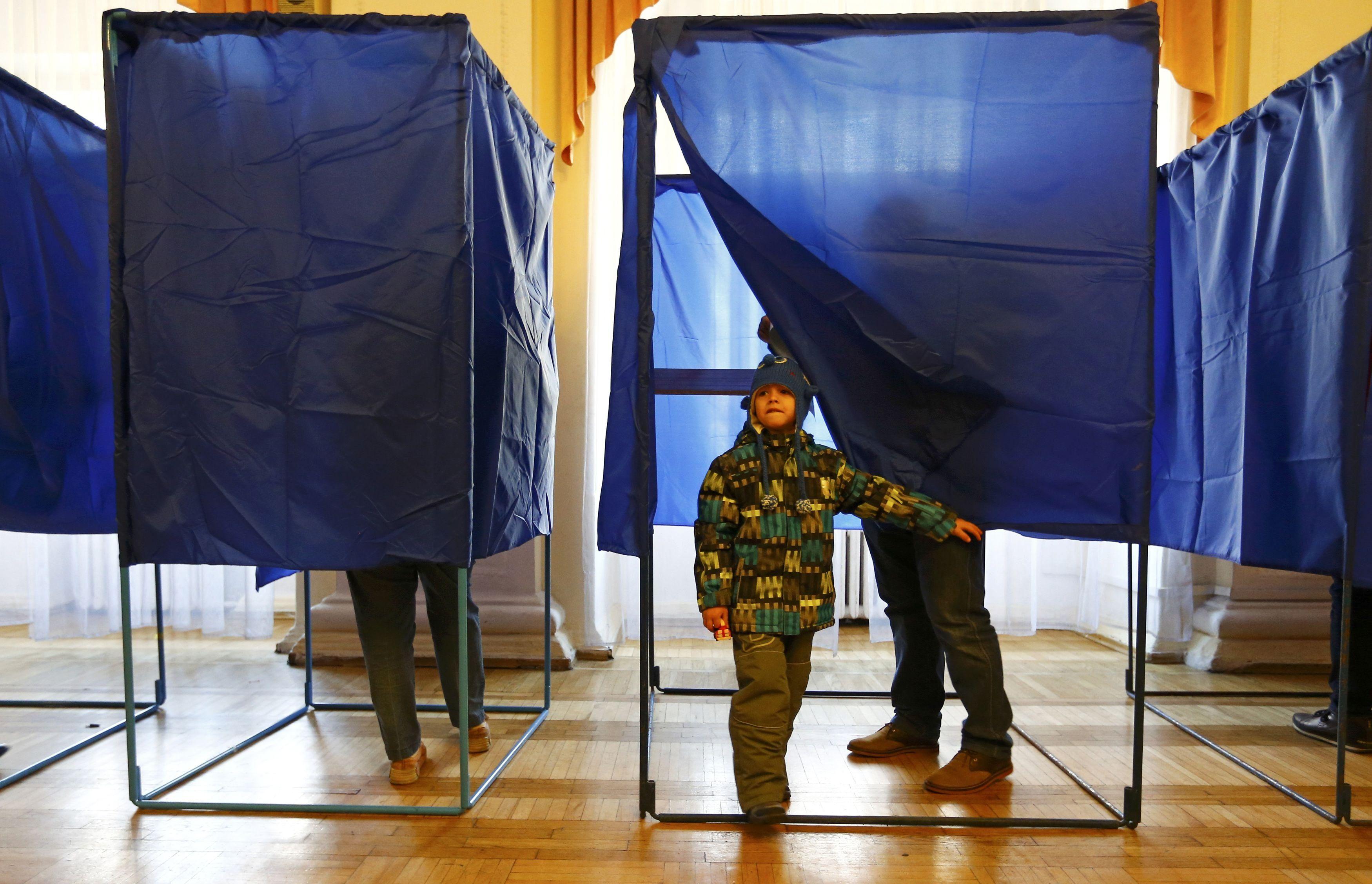 Фальсификация парламентских выборов в 2014 году (о чистоте выборов)