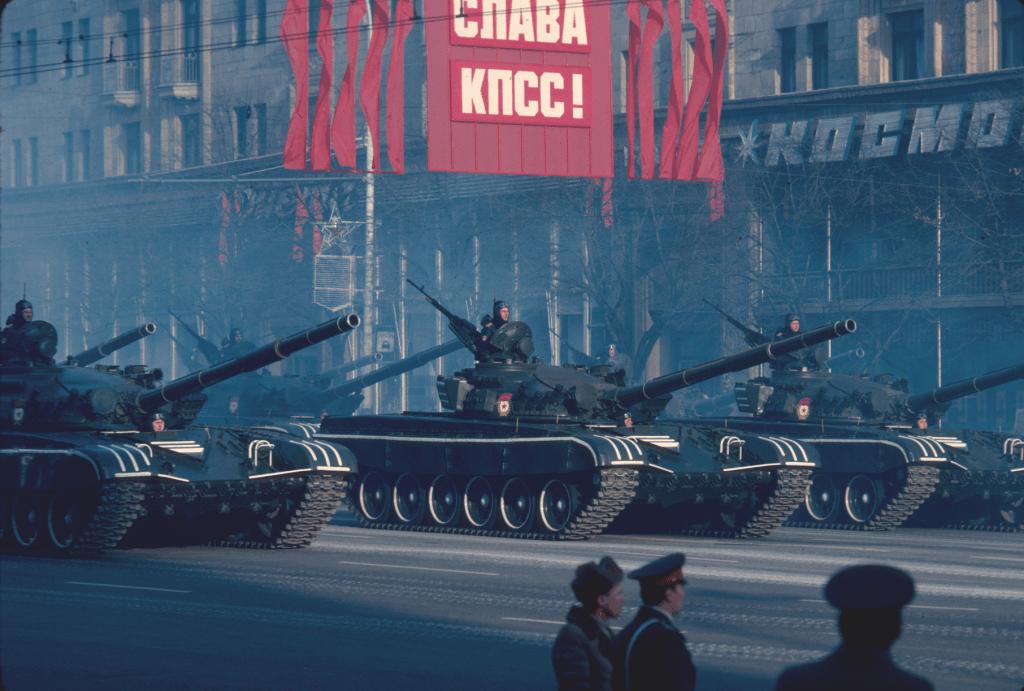 Ukraine's Proxy War Against The Soviet Union