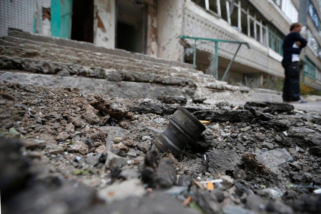 Ukraine's hostage crisis