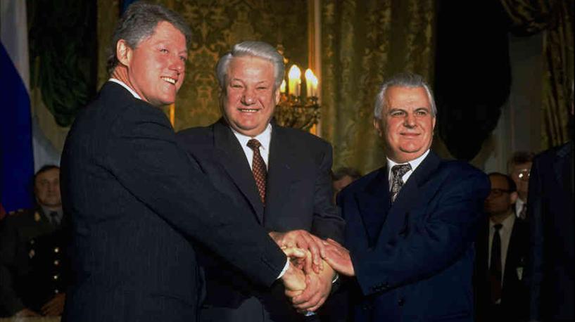 The Budapest Memorandum Revisited