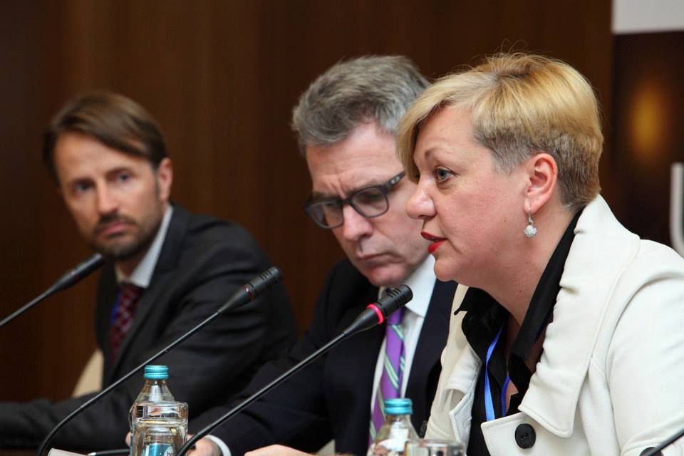 A Must-Read. Valeriya Hontareva: Introductory Speech at the Opening of VoxUkraine Conference