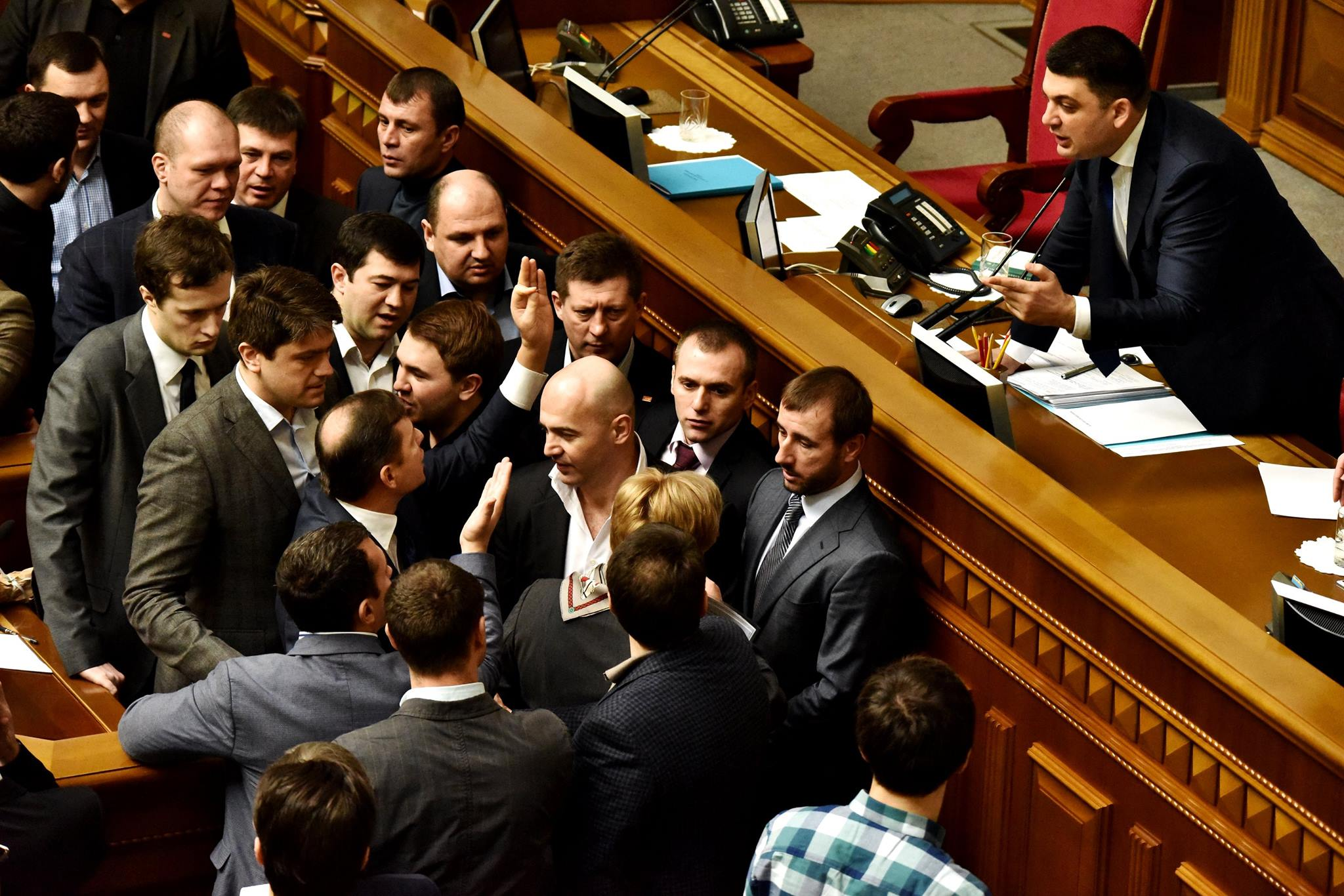 VoxUkraine Report on Voting Patterns in Rada: The Real Coalition and is Samopomich a Dissenter?