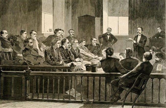Jury in Ukraine