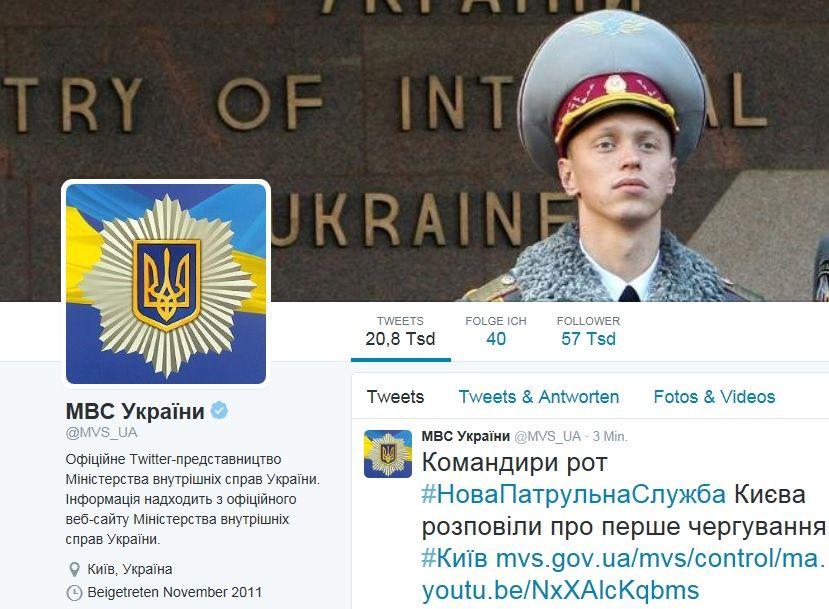 О Чем «Щебечут» Украинские Министерства. Самые Популярные Сообщения в Twitter