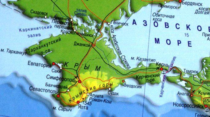 Crimea Triangle: Where do Missing Trucks from Ukraine Go?