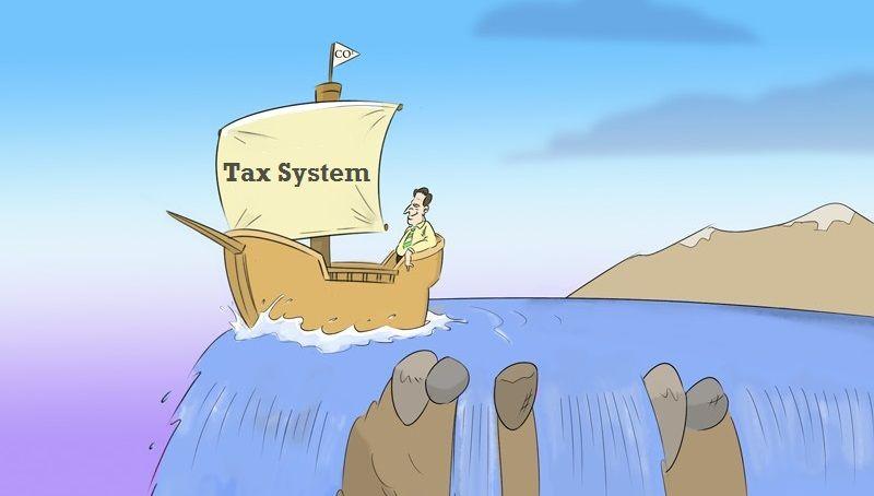 Украине Нужна Радикальная, но Грамотная Налоговая Реформа