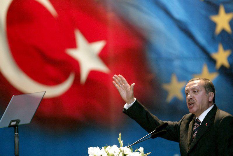 Постарелая Невеста Европейского Союза, Или Почему Турцию не Принимают в ЕС