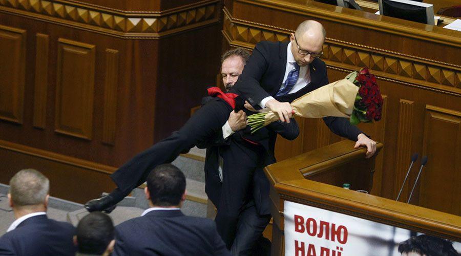 Причины и Возможные Решения Проблемы Драк в Украинском Парламенте