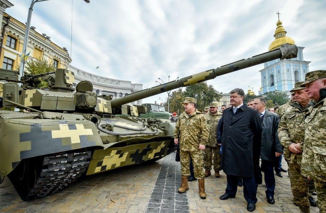 Чому Скорочення Військових Видатків в Україні Було би Безглуздим