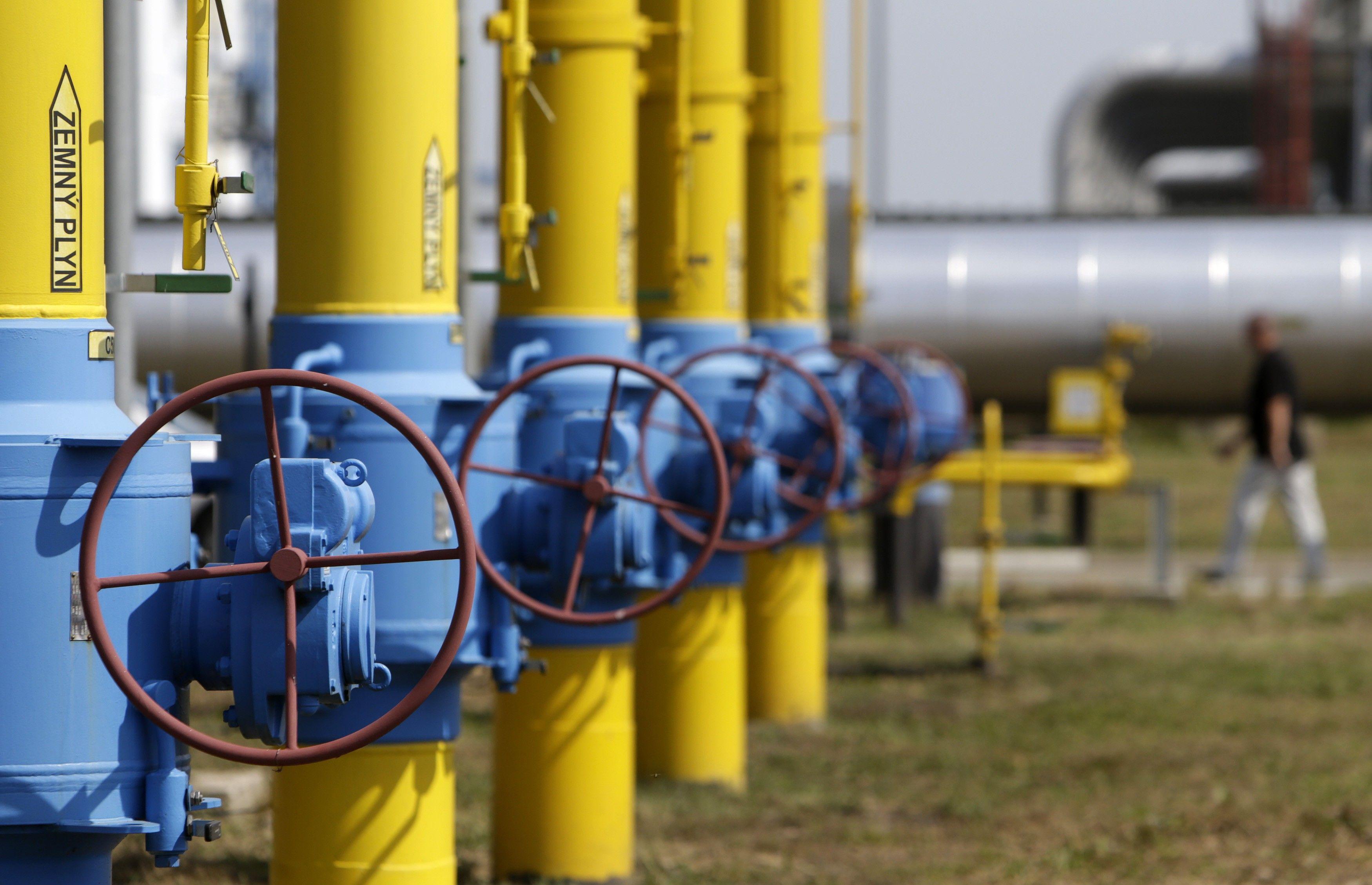 Украина собралась построить газопровод для доставки газа из Польши
