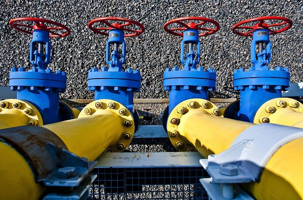 Funds and Firm Actions to Reanimate Ukraine's Gas Distribution System
