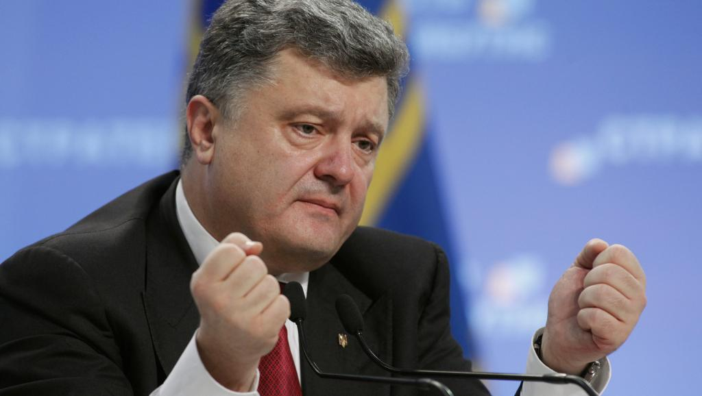 Poroshenko's Line, the Minsk Agreement, and the Special Status for the Donbas
