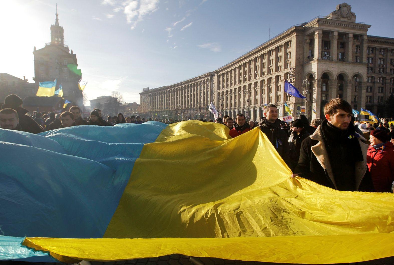 За Кулисами Битвы Гражданского Общества Против Коррупции в Украине