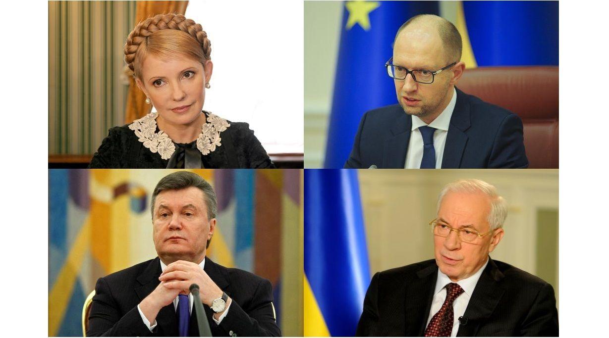 Тест: Впізнай Прем'єра. Наскільки Добре Ви Орієнтуєтесь в Планах та Обіцянках Українських Урядів