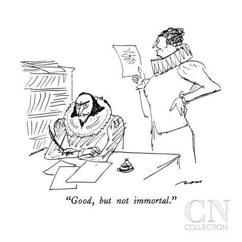 Источник: http://www.condenaststore.com/-sp/Good-but-not-immortal-New-Yorker-Cartoon-Prints_i8473568_.htm