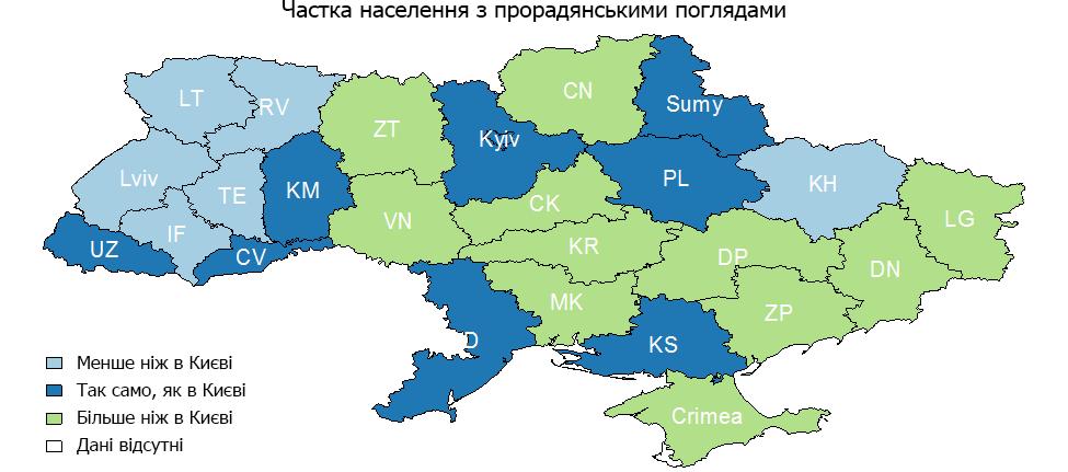 Чому Деякі Регіони України були Більш Вразливі до Агресії з Боку Росії, ніж Інші: чи Справедливі Виправдовування Росії