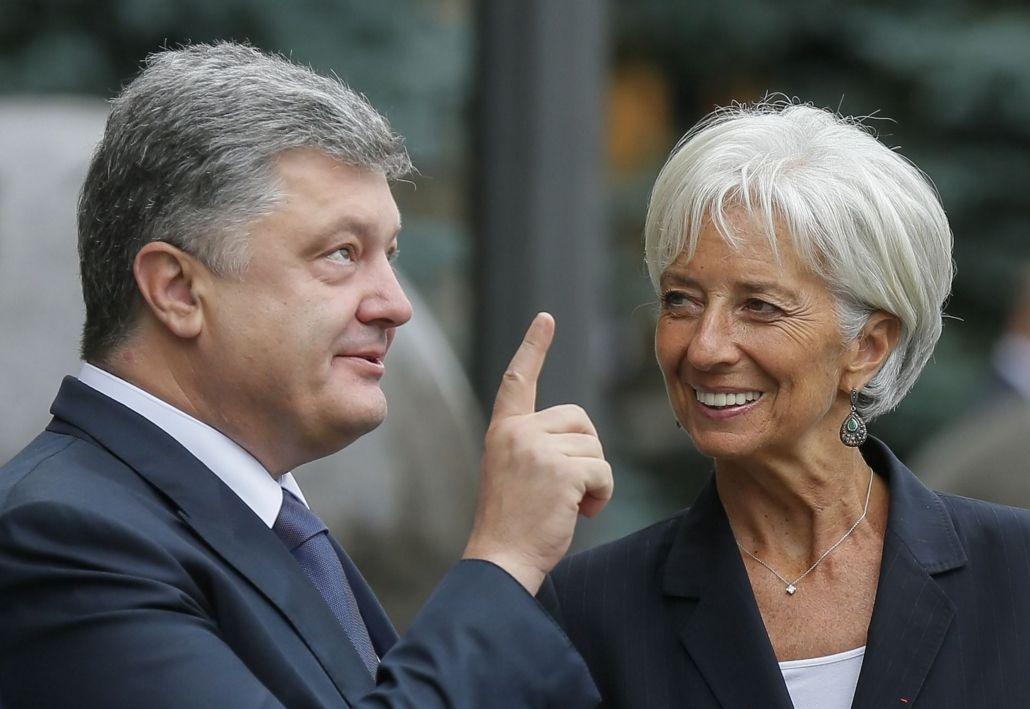 Почему Украина Нуждается в МВФ Больше, чем МФВ Нуждается в Украине