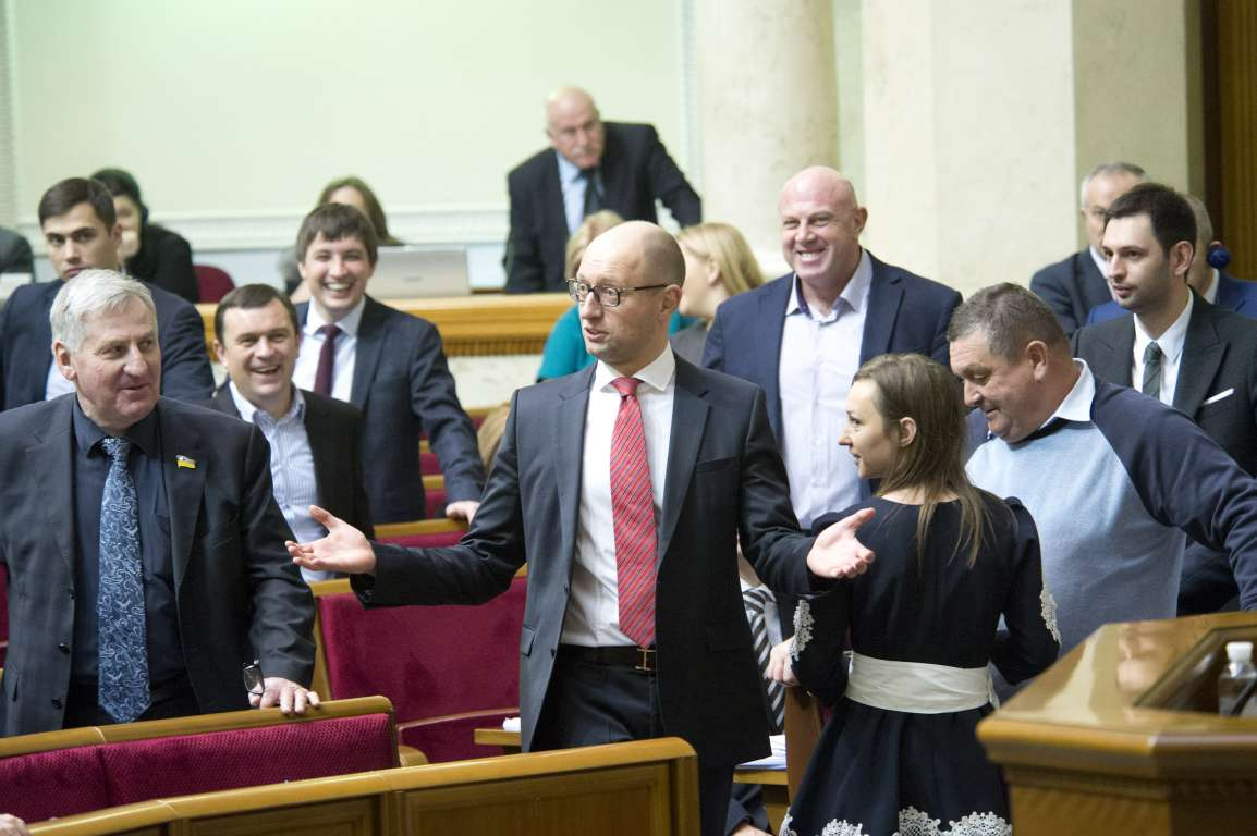 The Last 100 Days of Yatsenyuk's Government. Which Ministry Worked More Efficiently