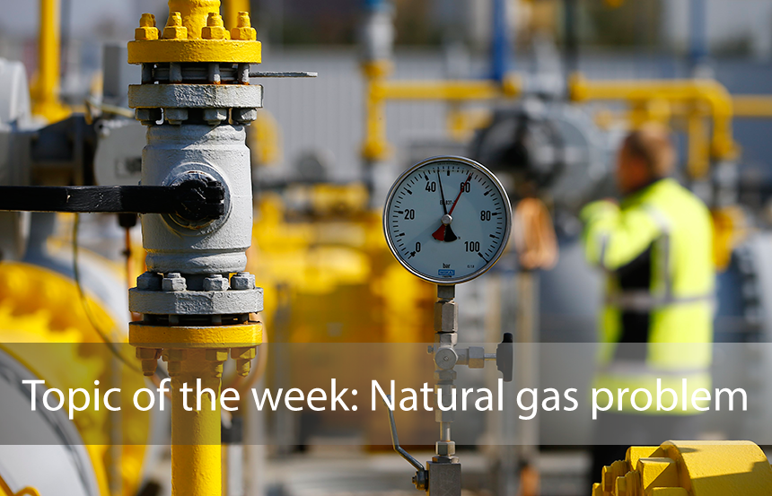 Ukrainian Gas Market: Ukraine Needs a National Gas Exchange