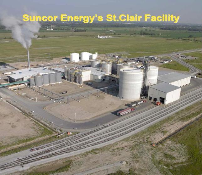 Завод в Канаді потужністю 40 млн.дал в рік та з персоналом 63 людини