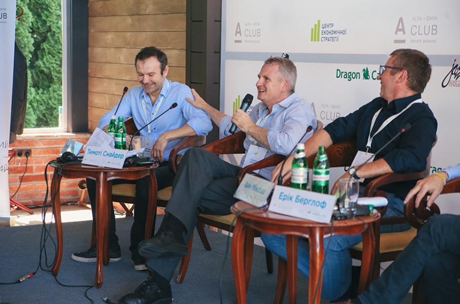 …Щоб в Україні цього разу вийшло: велика дискусія українців з іноземцями