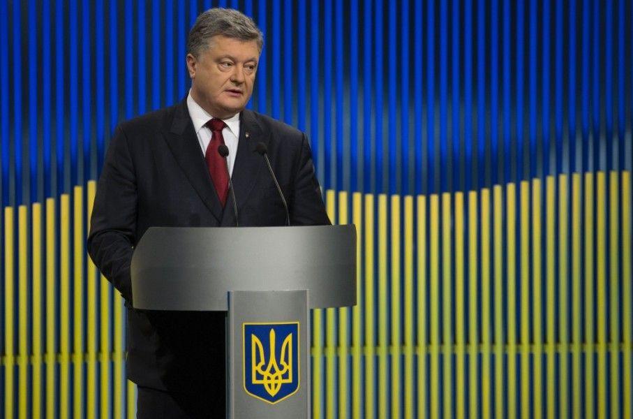 Говорит Президент: количественный контент-анализ выступлений Порошенко