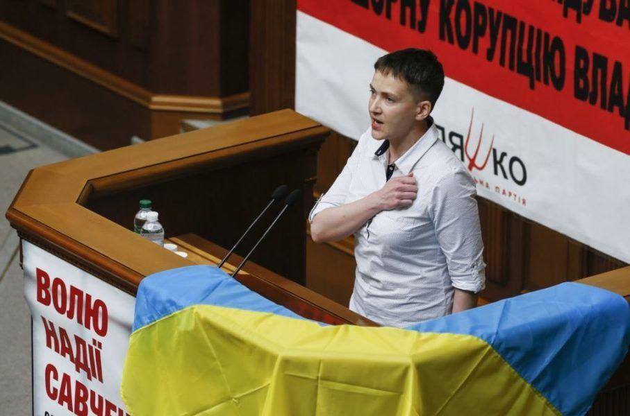 Семь цитат от Надежды Савченко: правда, обман и манипуляции