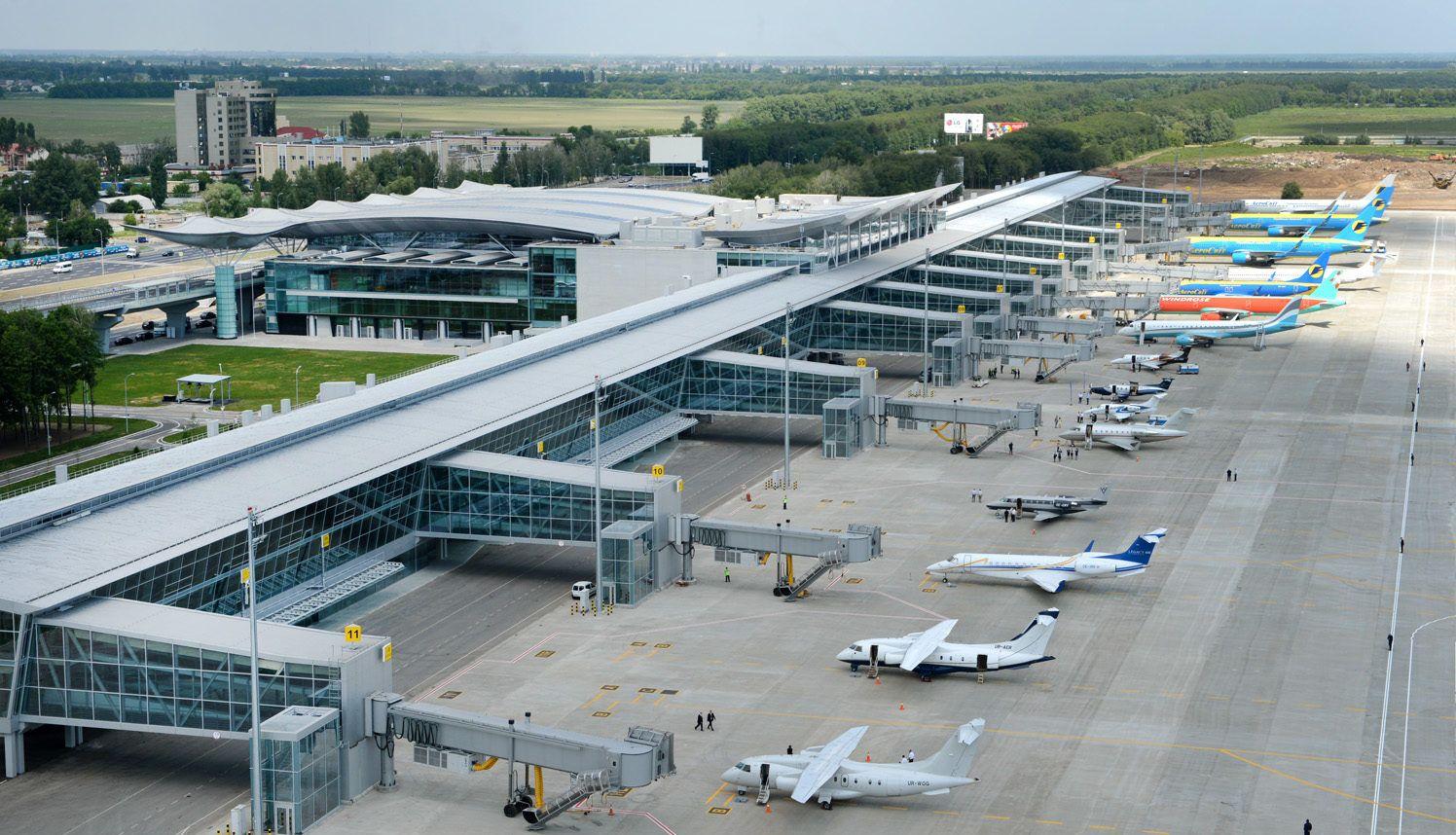 Рейтинг запізнень. Яка найменш пунктуальна авіакомпанія Борисполя? Ні, не МАУ
