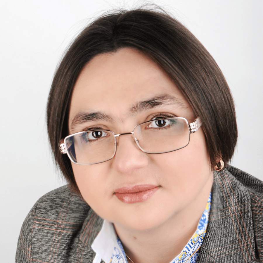 Вероника Мовчан