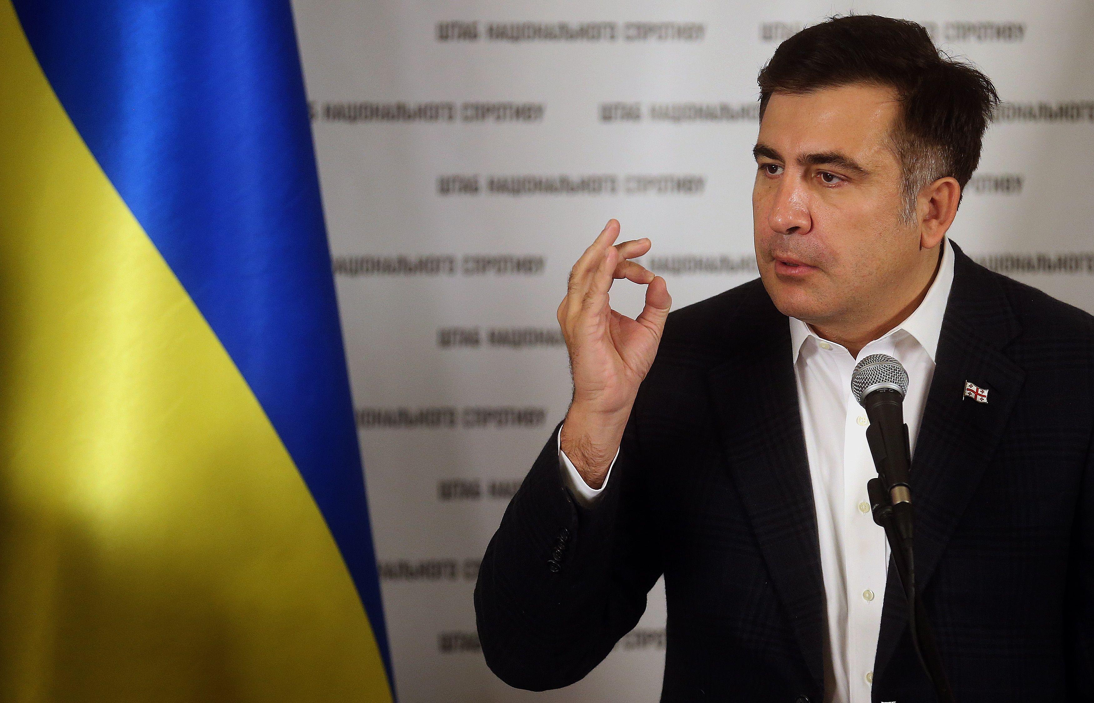 Odessa's gambit. VoxCheck of statements Mikheil Saakashvili