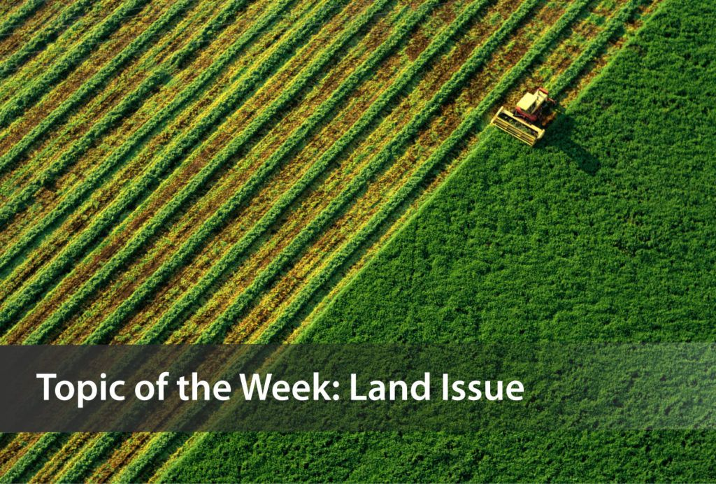 MP's Opinion: Land Market Launch is an Urgent Challenge, Yet Is Continually Postponed