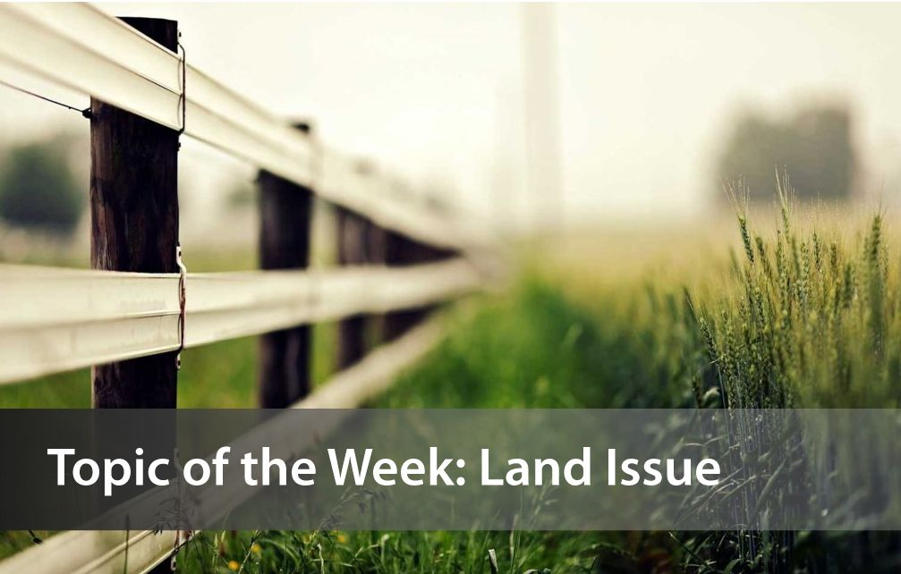 26 Years of Land Reform: the Glass is Half-Empty or Half-Full