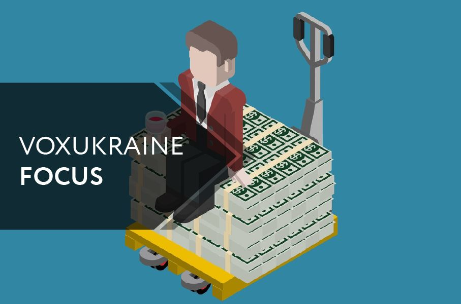 The Failed Promise of Deoligarchization in Ukraine