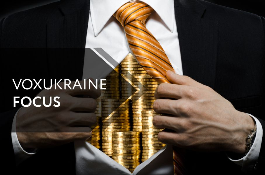Oligarchs. More a symptom than a cause of Ukraine's crisis
