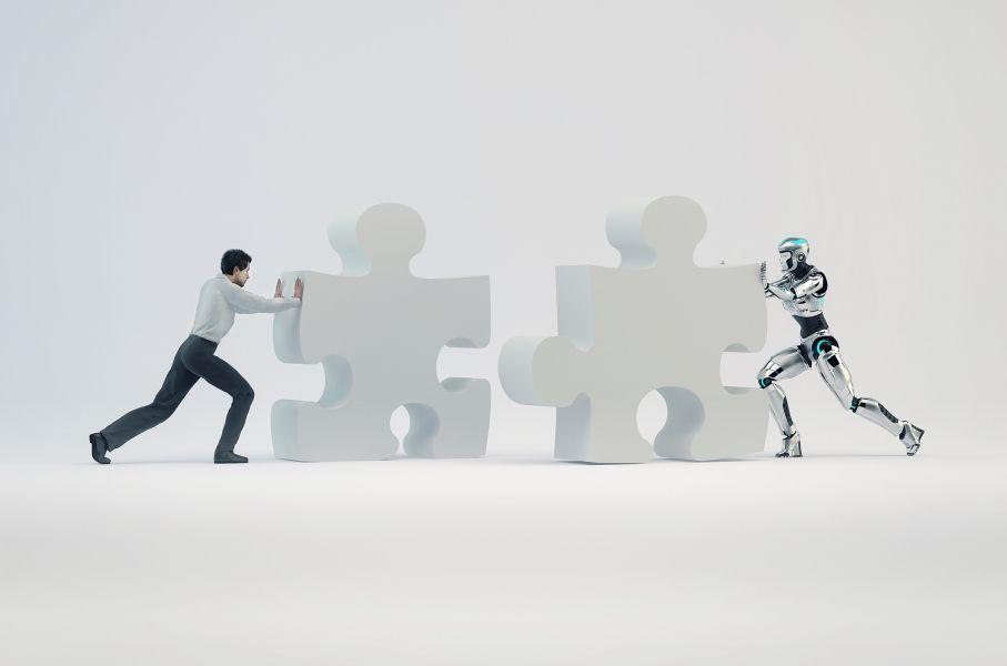 Співпраця зі штучним інтелектом. Питання без відповіді