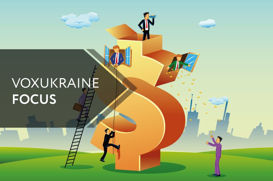 Four Steps to Ukraine's Freedom, or A Plan for Taming Ukraine's Oligarchs