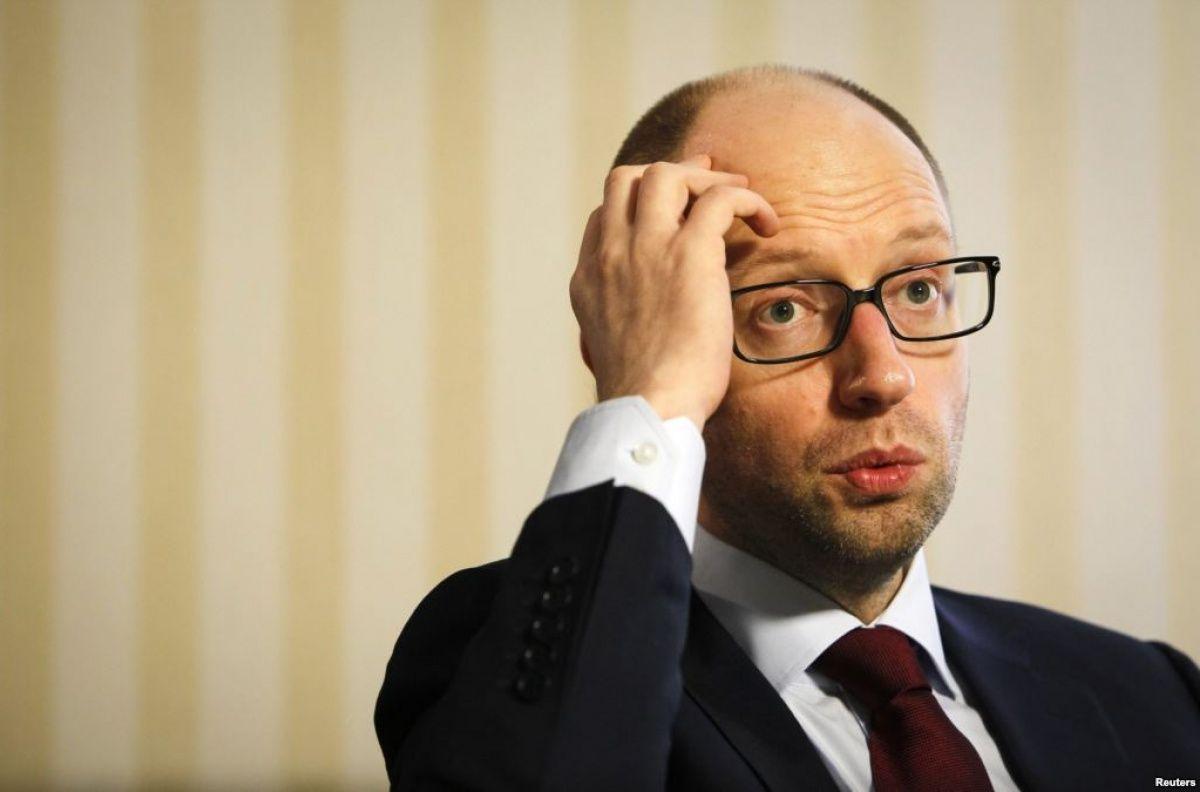 О чем говорит Единый казначейский счёт, или Соврал ли Арсений Яценюк?