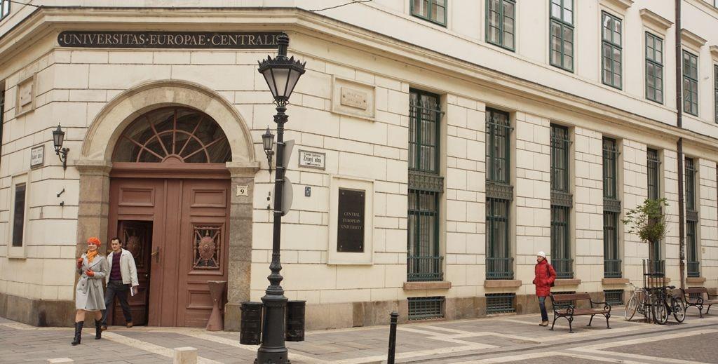 Відкритий лист щодо законодавчого тиску влади Угорщини на Центрально-Європейський університет