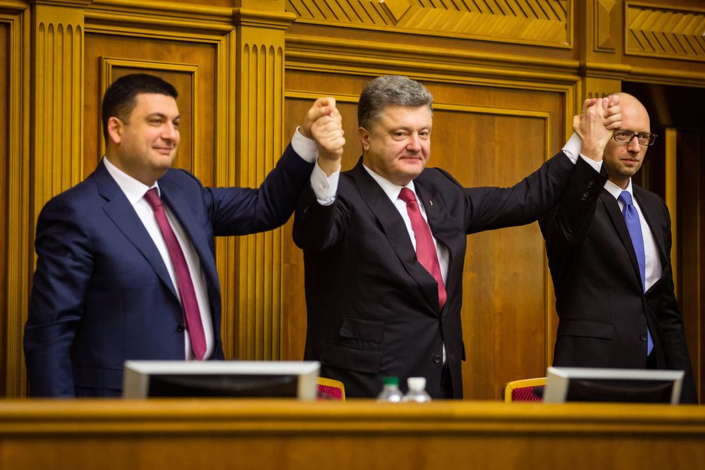 First Year of Groysman Government: Which Ministries Worked Better than Others